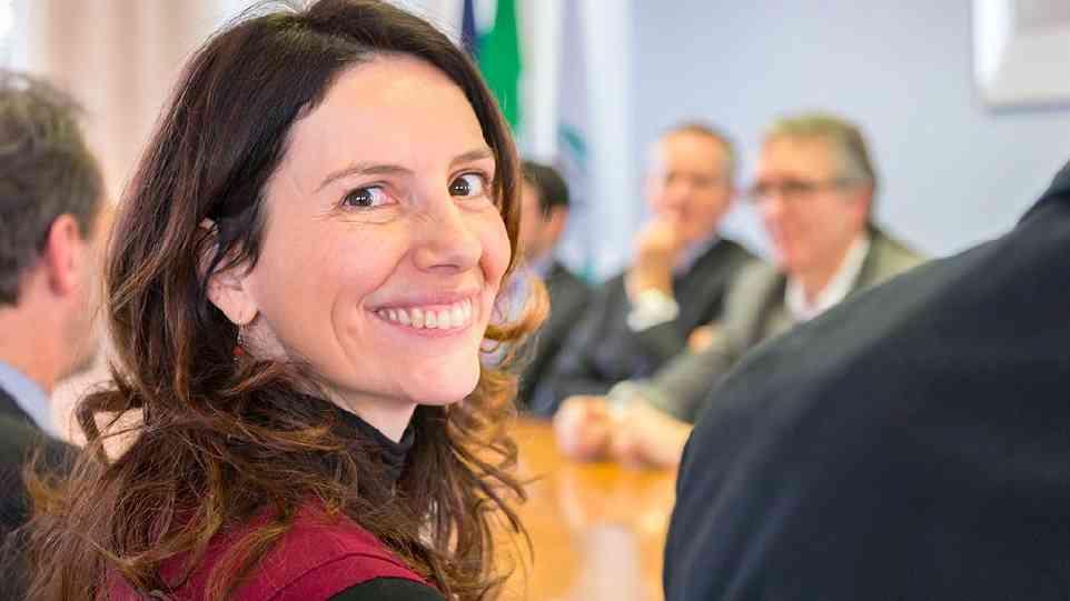 I grandi della scienza: Marica Branchesi nella top list di N