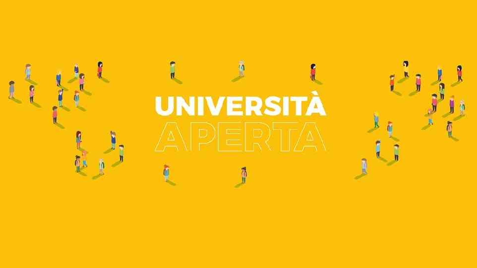 Universita Aperta 2018: la tua idea di futuro