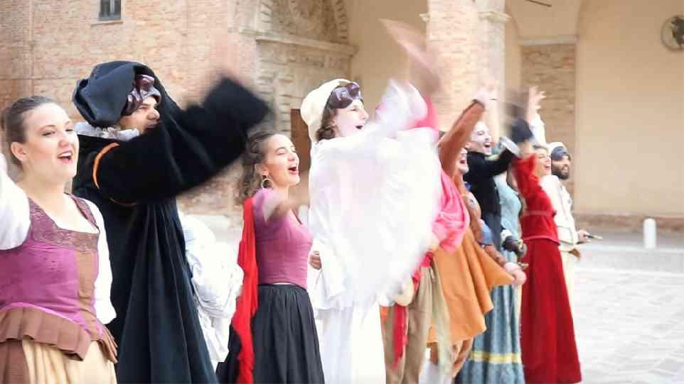 2018-2020: Urbino e Teatro Urbano
