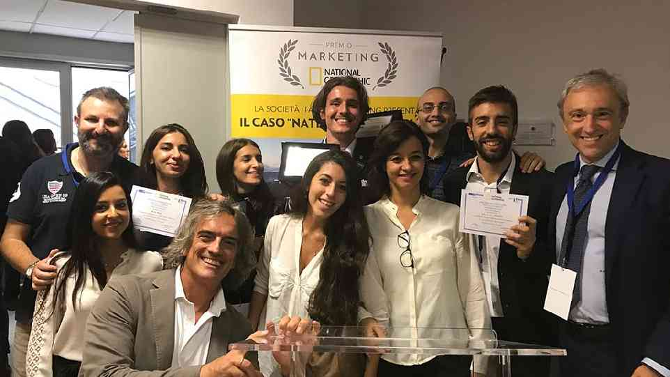 Premio Marketing per l'Università 2018 e National Geographi