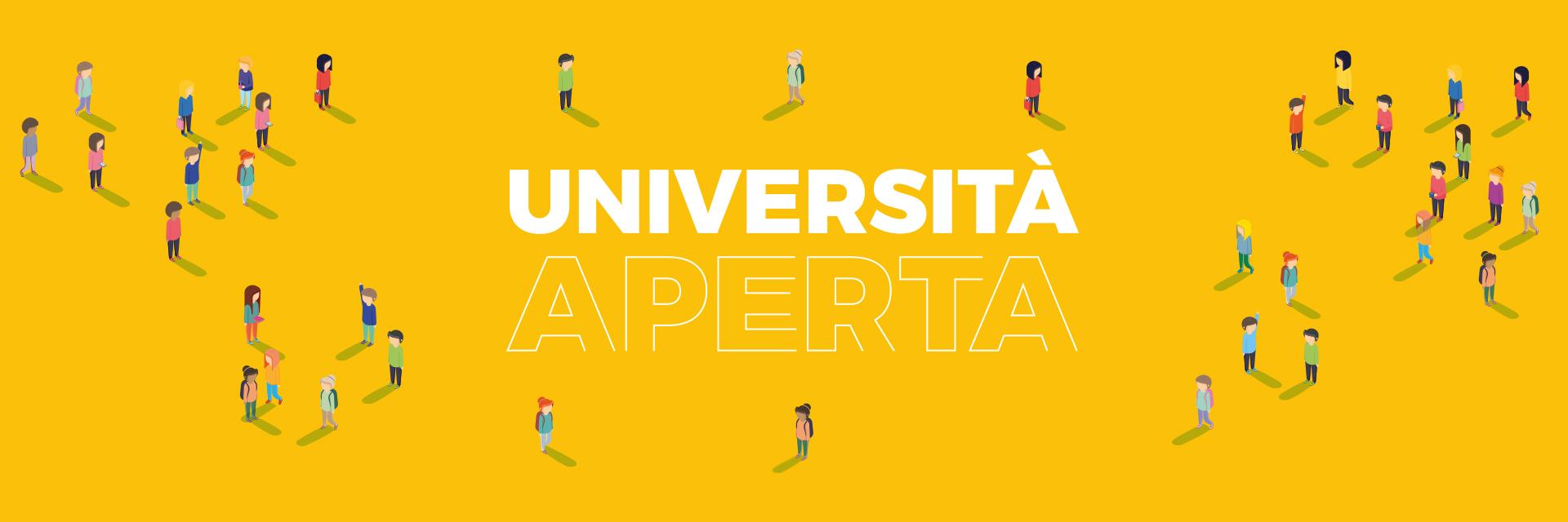 Università Aperta 2018, ti aspettiamo il 7-8-9 febbraio 2018
