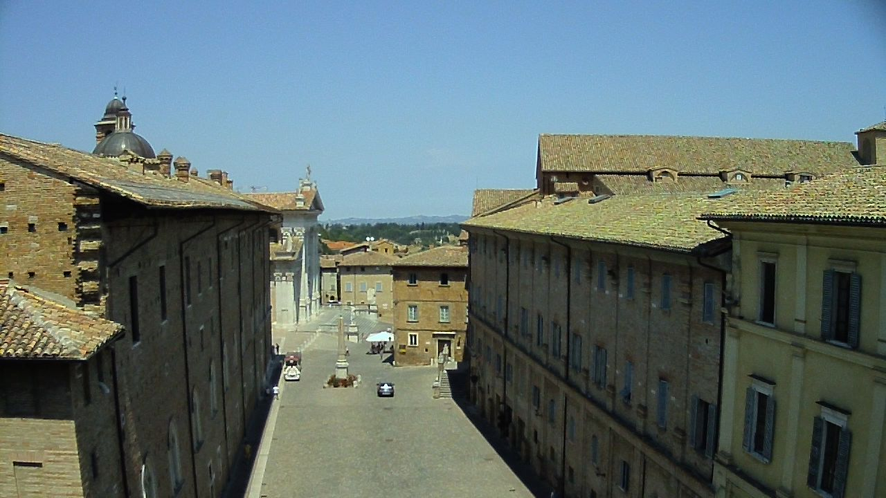 University of Urbino Italy 1|